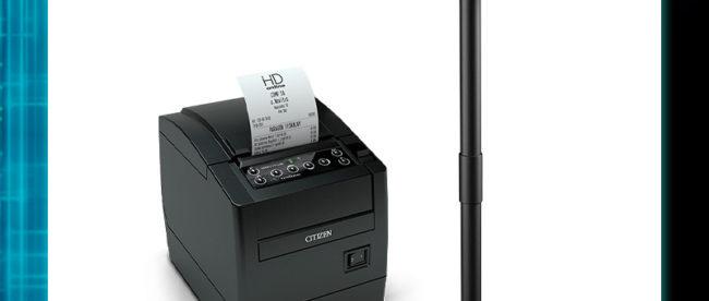 Nowoczesna drukarka fiskalna online
